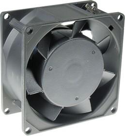 JA0838H2S0N-T, вентилятор 220В 80х80х38мм подшипник скольжения клеммы