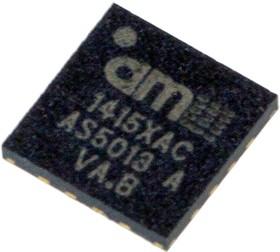 AS5013-IQFT-1000, X-Y координатный Холл сенсор -/+2мм I2C
