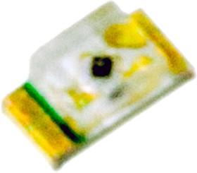 FC-1608YXK-585H08, Светодиод желтый, 1.6x0.8x0.8, 589nm, 100mcd@20mA,