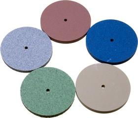 Набор резино-абразивных дисков, d=36.00 мм, Ттолщ.=3.50 мм