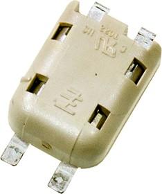 1954097-1, PokeInSMT разъем 2конт.для светод.250В/5А белый