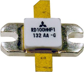 RD100HHF1-101, Si 30MHz 100W 12.5V ceramic
