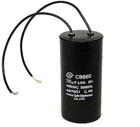 CBB60 35uF 450V WIRE (SAIFU)