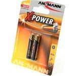 ANSMANN X-POWER 5015603 LR03 BL2, Элемент питания