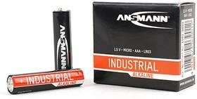ANSMANN Industrial Alkaline 1501-0009 LR03, Элемент питания