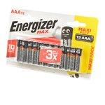 Energizer MAX LR03 BL12, Элемент питания