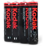 Фото 2/2 Kodak Extra Heavy Duty R03 SR4, Элемент питания