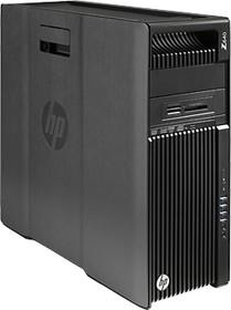 Рабочая станция HP Z640, Intel Xeon E5-2630 v3, DDR3 16Гб, 256Гб(SSD), DVD-RW, Windows 7 Professional, черный [g1x61ea]