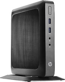 Тонкий Клиент HP Flexible t520, AMD GX-212JC, DDR3L 4Гб, 16Гб(SSD), AMD Radeon HD, Windows Embedded Standard 7, черный [g9f08aa]