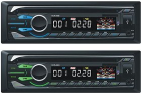 Автомагнитола ROLSEN RCR-450B, USB, SD/MMC