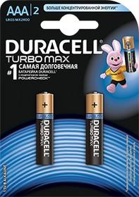 Фото 1/2 Turbo Max LR03 (MN2400/А286/AAA)2, Элемент питания алкалиновый (2шт) 1.5В