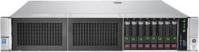 "Сервер HPE ProLiant DL380 Gen9 1xE5-2603v3 2x8Gb x26 2x300Gb 15K 2.5"" SAS/SATA RW H240ar 1G 4P 1x500 [768346-425]"