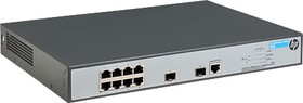 JG922A, HPE 1920-8G-PoE+ (180W) Switch