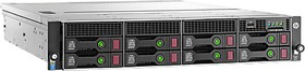 "Сервер HPE ProLiant DL80 Gen9 1xE5-2603v3 1x4Gb x4 7.2K 3.5"" SATA B140i 1G 2P 1x550W 3-3-3 (778640-B [778640-b21]"