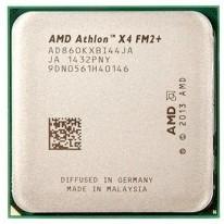 Процессор AMD Athlon X4 860K, SocketFM2+ OEM [ad860kxbi44ja]