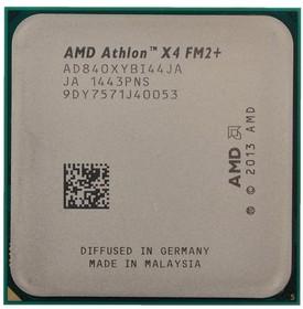 Процессор AMD Athlon II X4 840, SocketFM2+ OEM [ad840xybi44ja]
