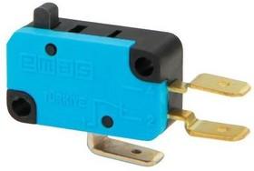 MK1PUP1, Микропереключатель 10А 250VAC без лапки