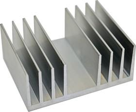 AB8740 50х93х38, Профиль алюминиевый