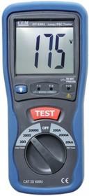 DT-5301, Измеритель R петли фаза-нуль и тока короткого замыкания