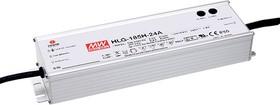 Фото 1/4 HLG-185H-24, AC/DC LED, блок питания для светодиодного освещения
