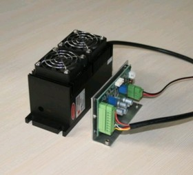 B4000, Модуль лазерный синий, 4000мВт