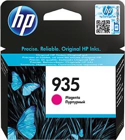 Картридж HP 935 C2P21AE, пурпурный