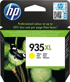 Картридж HP 935XL C2P26AE, желтый