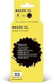 Картридж T2 IC-CCLI-451BK XL черный