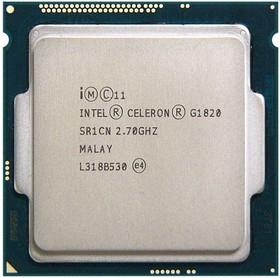 Процессор INTEL Celeron Dual-Core G1820, LGA 1150 OEM