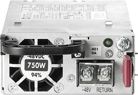 Блок питания HPE 750W CS -48VDC Ht Plg Kit (636673-B21)