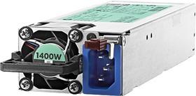 Блок питания HPE 1400W FS Plat Ht Plg Kit (720620-B21)