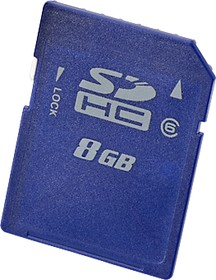 Память HP 8Gb SD EM Flash Media Kit (726113-B21)