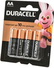 DURACELL LR6 BL4, Элемент питания