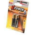ANSMANN X-POWER 5015613 LR6 BL2, Элемент питания