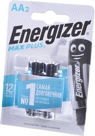 Energizer MAX PLUS LR6 BL2, Элемент питания