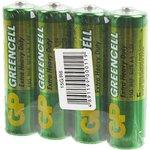 Фото 2/2 GP Greencell 15G/R6 SR4, Элемент питания