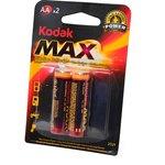 Фото 2/2 Kodak Max LR6 BL2, Элемент питания