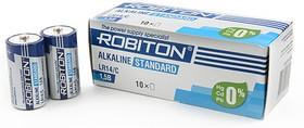 ROBITON STANDARD LR14 BULK10, Элемент питания