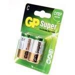 GP Super 14А-CR2 LR14 BL2, Элемент питания