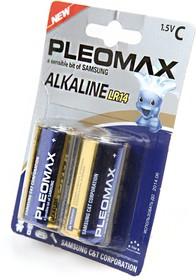 PLEOMAX LR14 BL2, Элемент питания