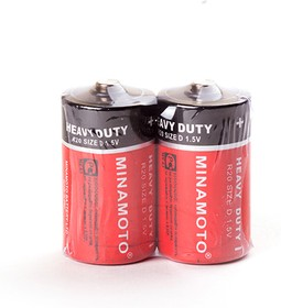 MINAMOTO Heavy Duty R20 SR2, Элемент питания
