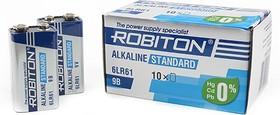 ROBITON STANDARD 6LR61 9V BULK10, Батарея