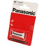 Panasonic Zinc Carbon 6F22RZ/1BP R6F22RZ BL1, Батарея