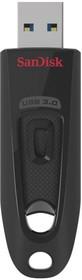 Флешка USB SANDISK Ultra 128Гб, USB3.0, черный [sdcz48-128g-u46]