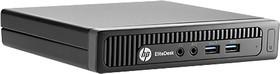 Компьютер HP EliteDesk 800 G1, Intel Core i3 4160T, DDR3 4Гб, 500Гб, Intel HD Graphics 4400, Free DOS, черный [j7d37ea]