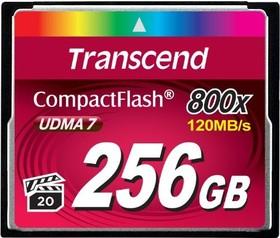 TS256GCF800, 256GB CompactFlash 800X