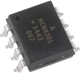 HCNR201-300E, Высоколинейная аналоговая опторазвязка [DIP-8]