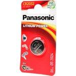 Panasonic Lithium Power CR-2032EL/1B CR2032 BL1, Элемент питания