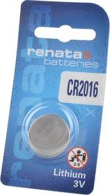 RENATA CR2016 BL1, Элемент питания
