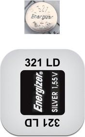 Energizer 321 LD, Элемент питания